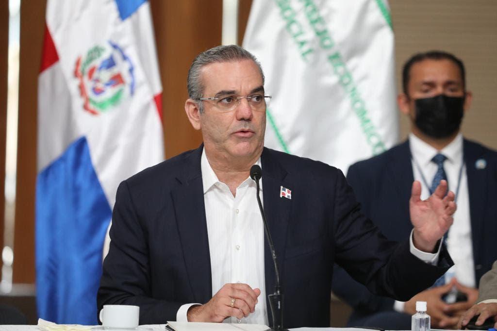 Lo que dijo el presidente Luis Abinader en la mesa del Diálogo Nacional