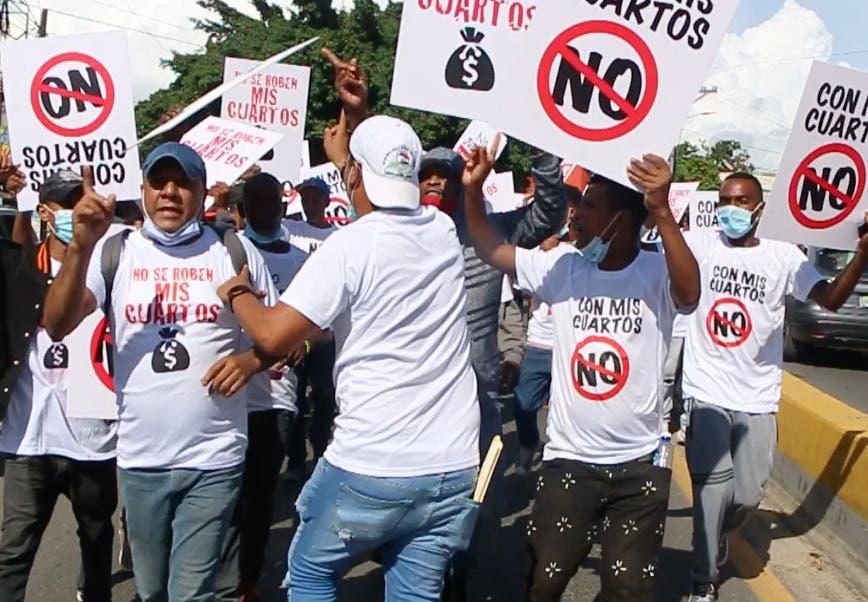 Trabajadores Zonas Francas rechazan desembolso del 30% fondo de pensiones