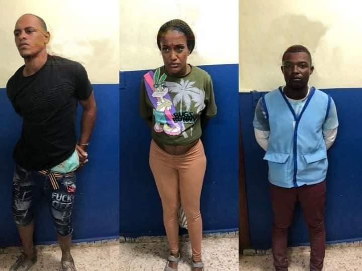 Arrestan tres presuntos ladrones robaban hoteles en Bávaro y Punta Cana