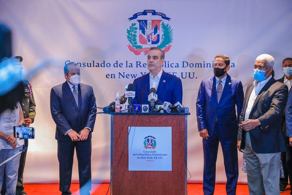 Abinader: Todos los países se pueden cansar de Haití, pero la República Dominicana no