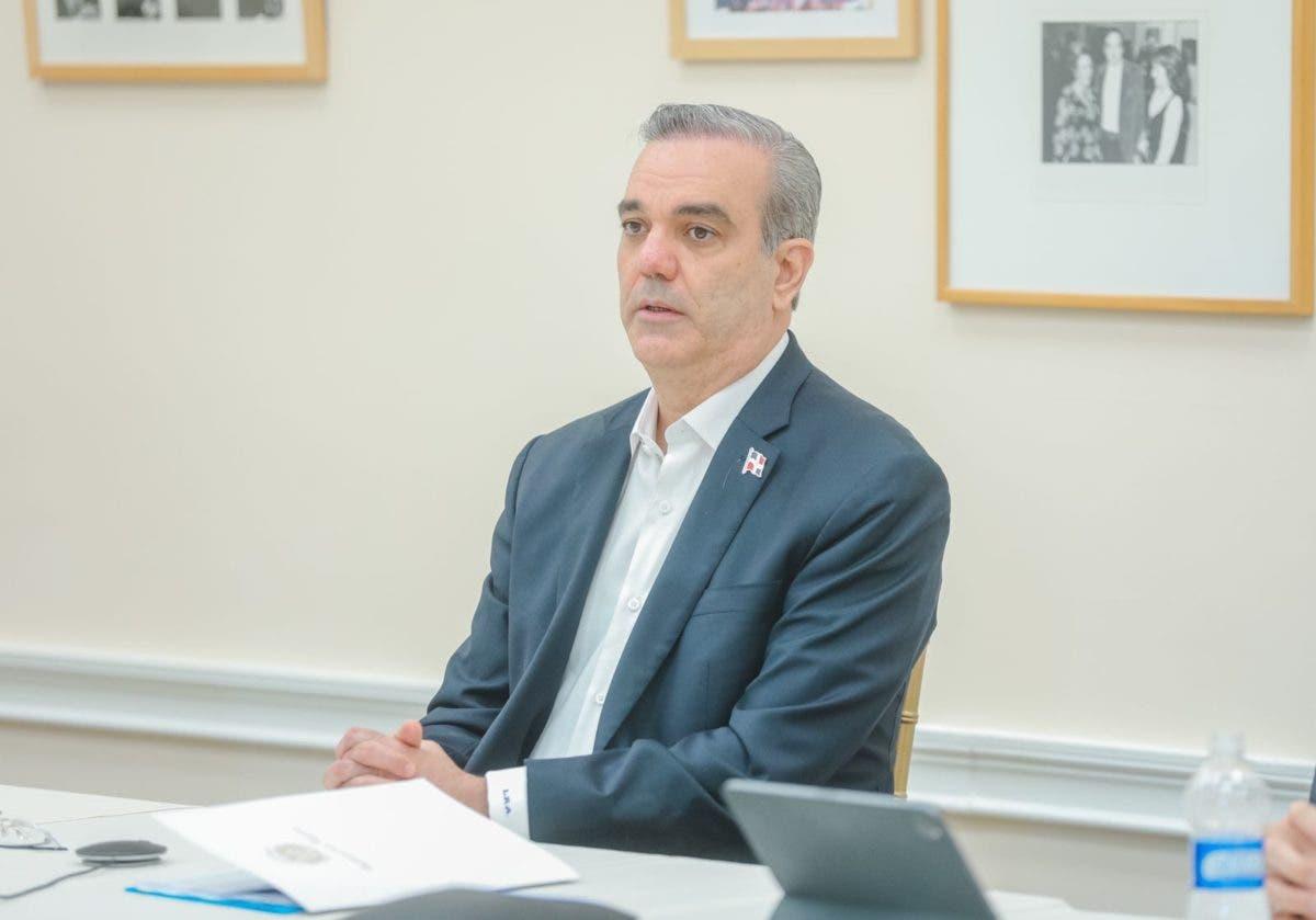 El presidente Abinader advierte crisis de Haití genera un peligro para la región y en particular para RD