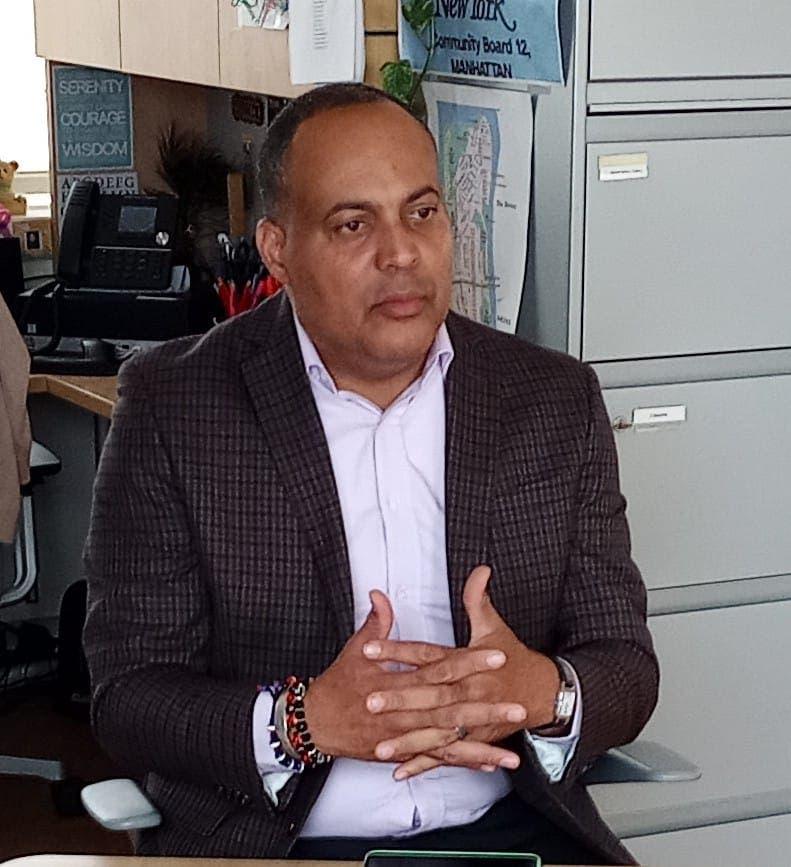Líder comunitario define de impactante visita del presidente Abinader a Nueva York