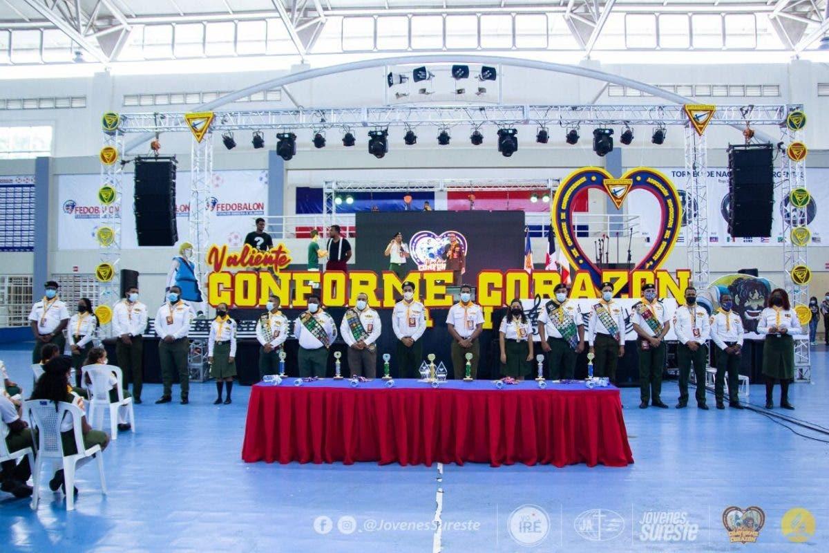 """Jóvenes adventistas realizan """"Camporee"""" del Club de Conquistadores"""