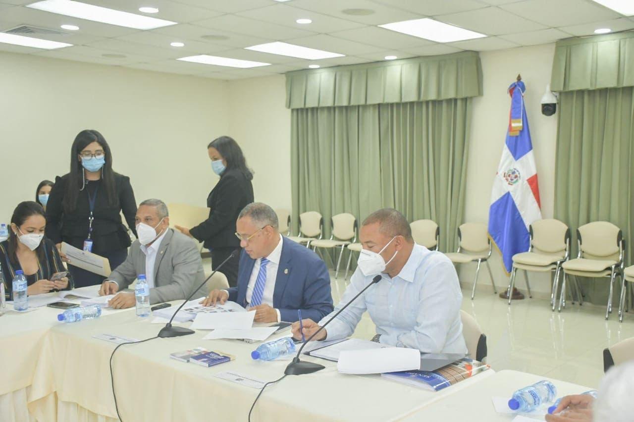 Comisión bicameral continúa estudio del proyecto de Código Penal hasta el artículo 210