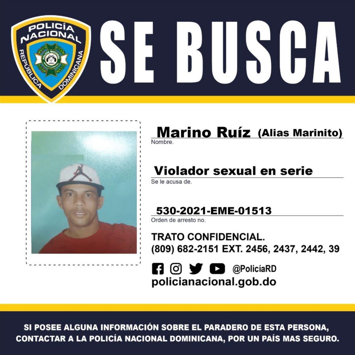 Detienen hombre acusado de violar 17 mujeres en el Gran Santo Domingo