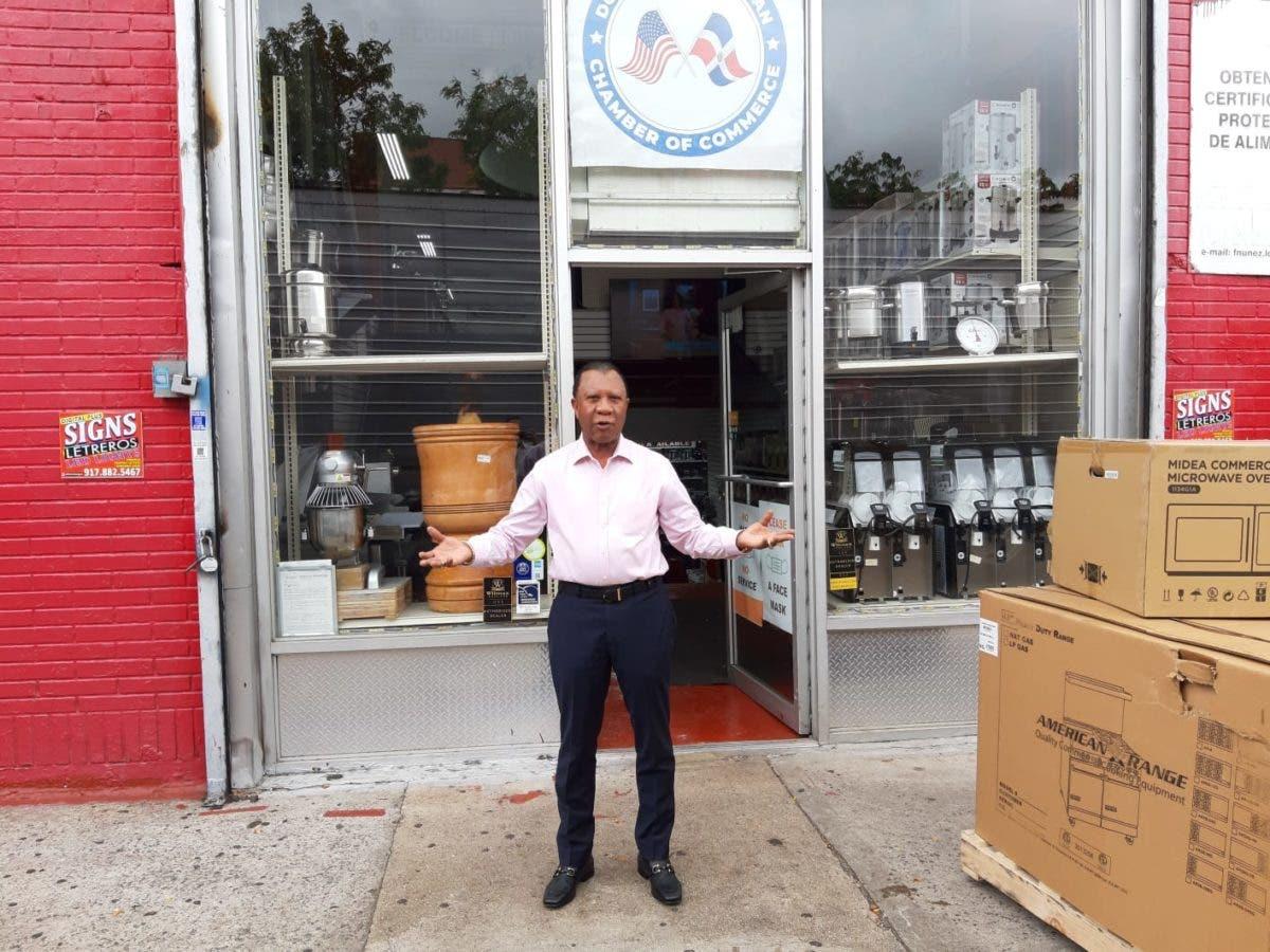 Titular de Cámara de Comercio Dominico-Americana califica de positiva vista presidente Abinader a NY