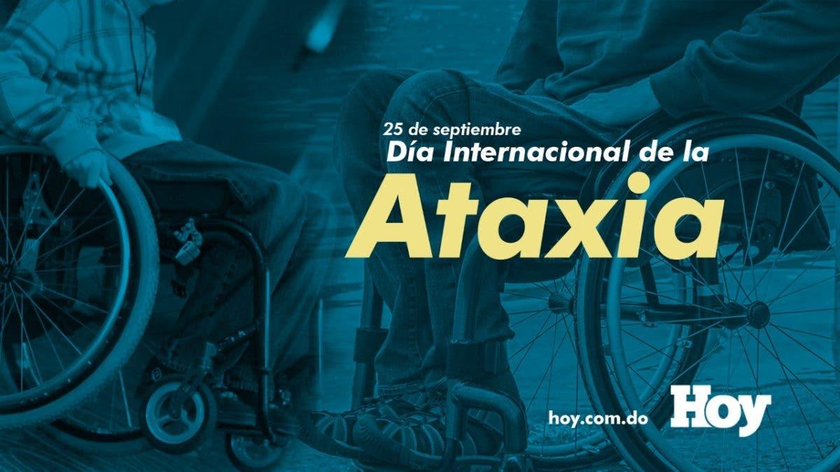 Día Internacional de la Ataxia, ¿sabes qué es?