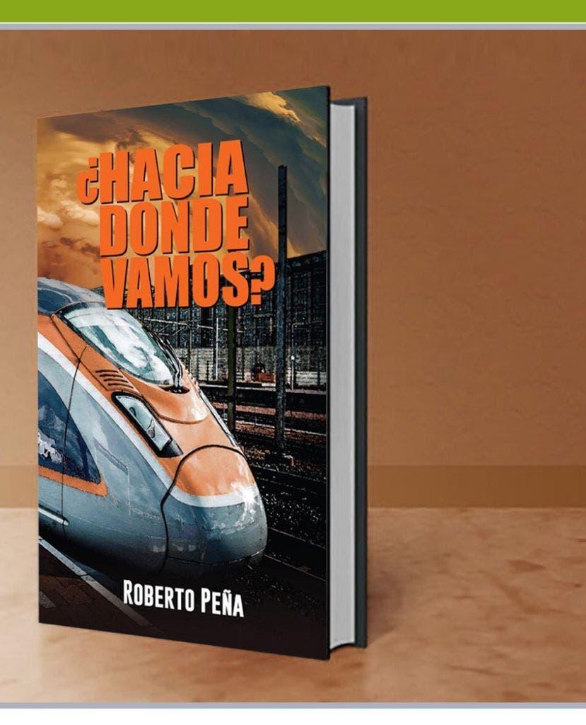Pastor presenta su nuevo libro: ¿Hacia dónde vamos?