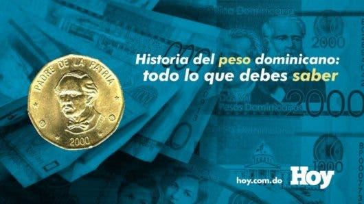 Historia del peso dominicano