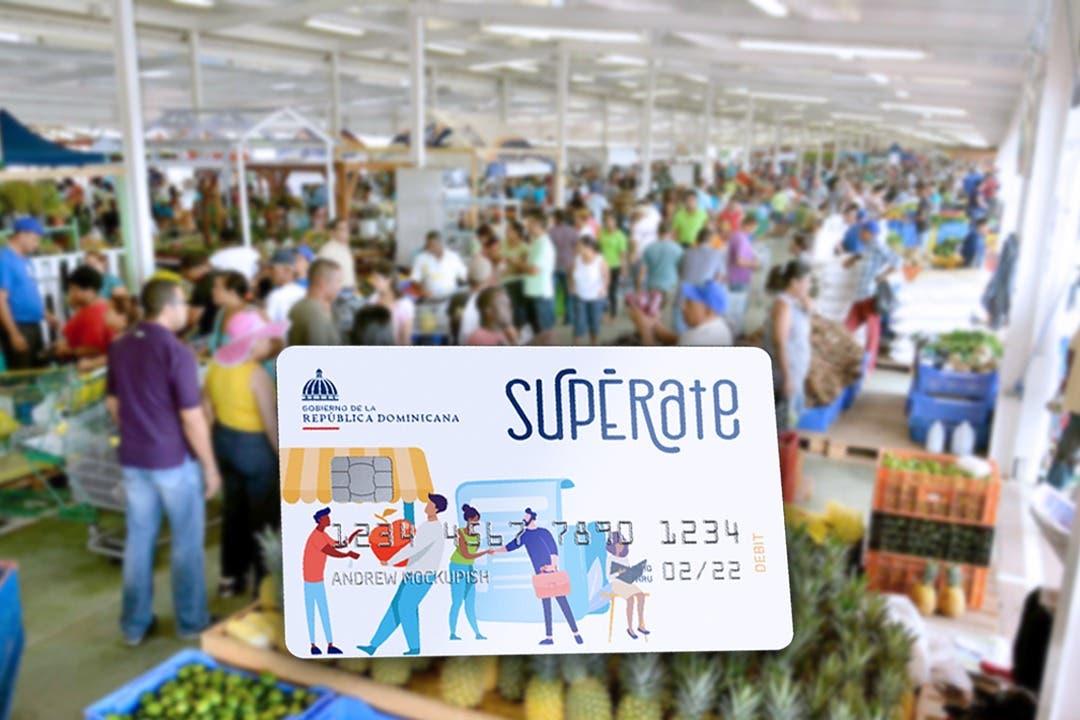 Merca Santo Domingo se prepara para que usuarios puedan comprar con tarjeta