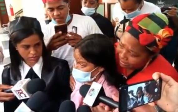 Yocairi Amarante: «Estoy llorando de felicidad porque mi caso no quedó impune»