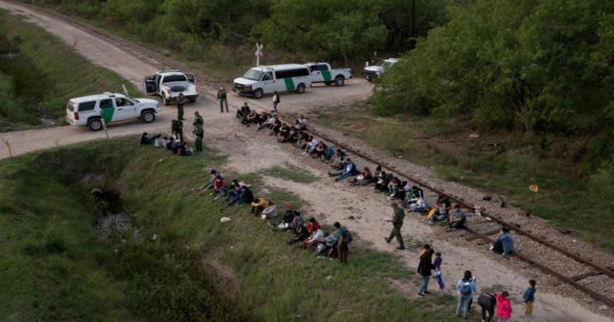 Migrantes haitianos son detenidos al sur de México y retornados a Guatemala