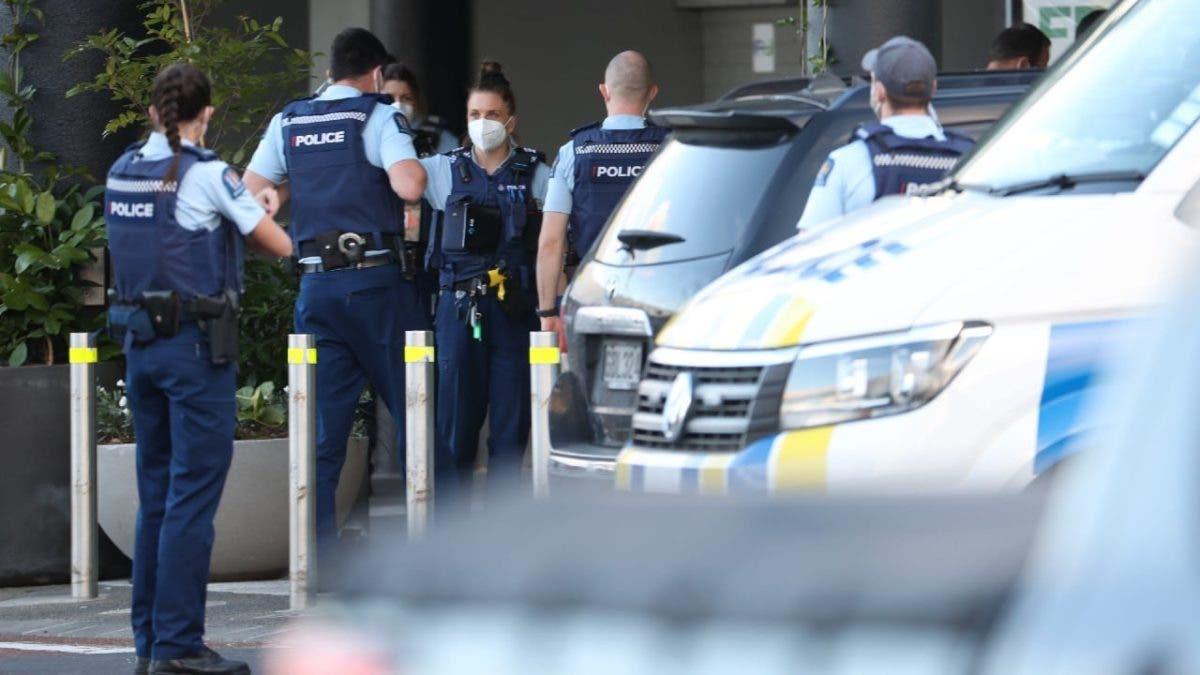 Varios heridos por un ataque terrorista con cuchillo en Nueva Zelanda
