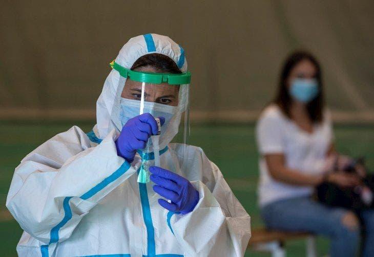 República Dominicana suma 886 casos de coronavirus y 7 fallecidos