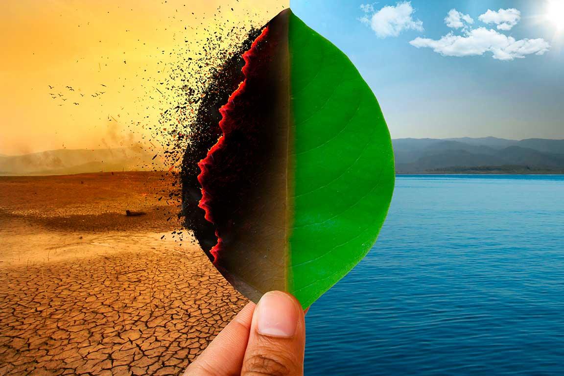 Alertan sobre cambio clima