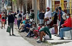 Pandemia de covid-19 sigue con riendas sueltas en Cuba