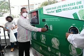 Residuos; Máquinas reciclaje dan sus frutos