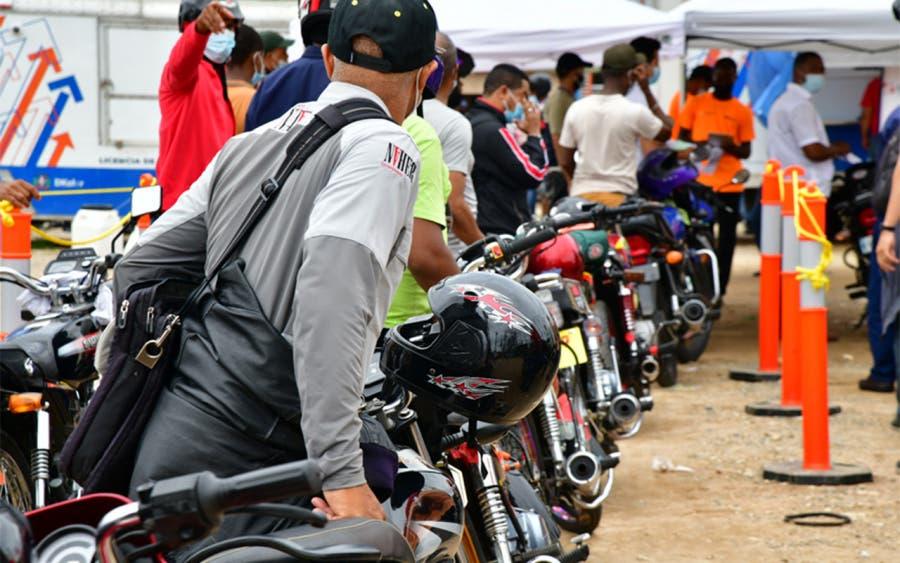 Gobierno extiende plazo de registro de motocicleta hasta el 20 de octubre