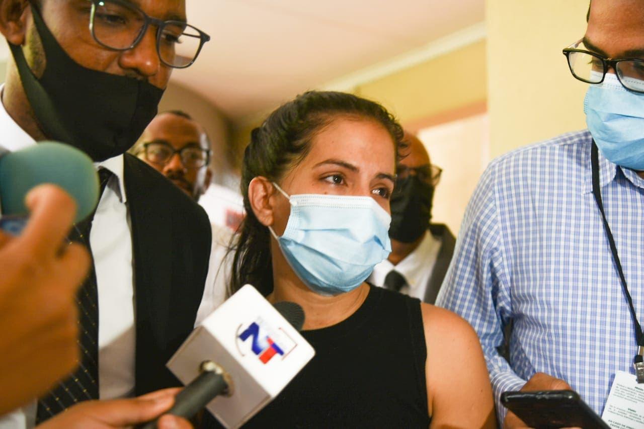 Operación Falcón | Excandidata a diputada Heidy Musa se pone a disposición de la justicia