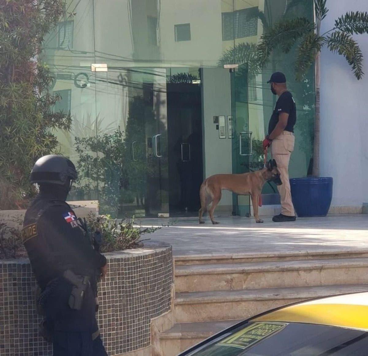 Los apresados en Operación Falcón, según el MP; Dianabal Gómez no está en la lista