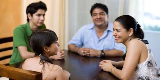 La unión familiar es clave para la prevención del suicidio.
