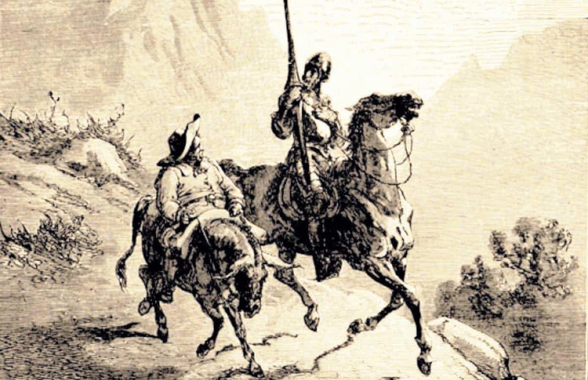 ¿Ser como el quijote? (y III)