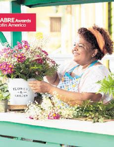 """Campaña """"El Lado Positivo"""" gana un SABRE Awards"""