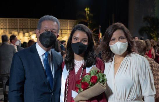 ¿Por quién votaría la hija de Leonel Fernández y Margarita Cedeño?