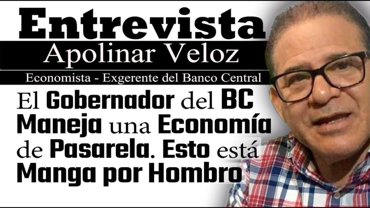 Entrevista a Apolinar Veloz en el programa Telematutino 11