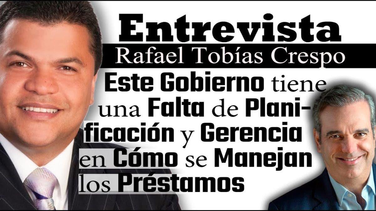 Entrevista a Rafael Tobías Crespo en el programa Telematutino 11