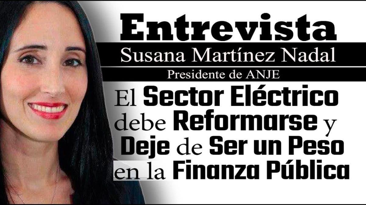 Entrevista a Susana Martínez, martes 28 de septiembre, programa Telematutino 11
