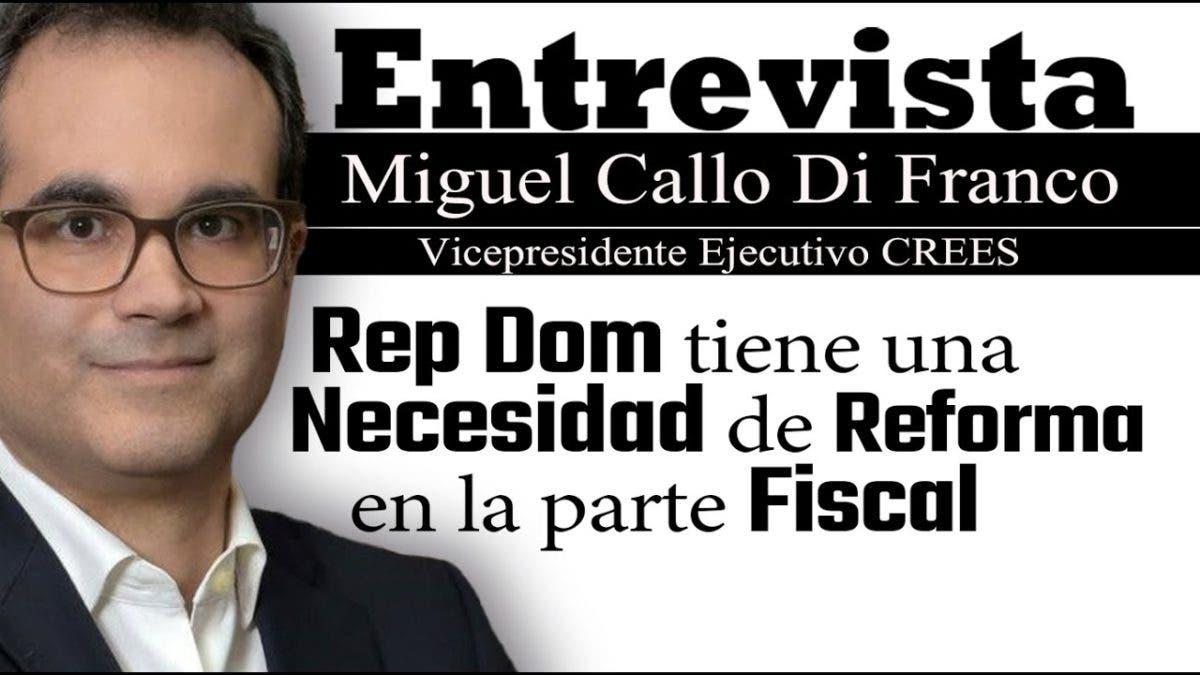 Entrevista a Miguel Collado en el programa Telematutino 11