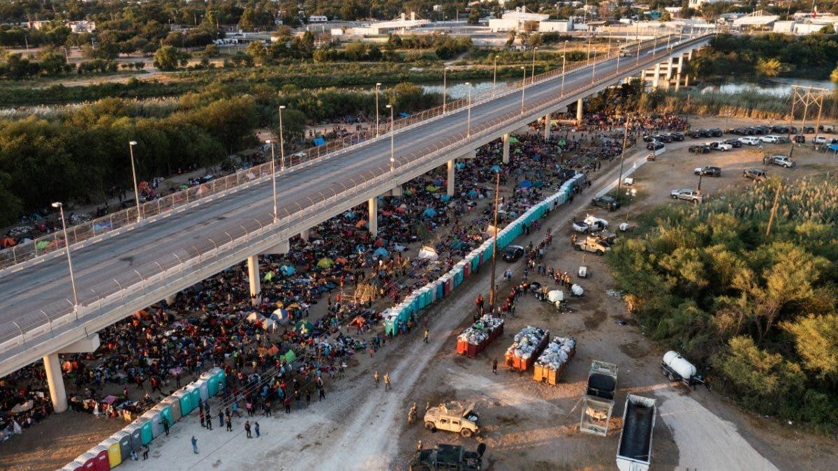 Haití expresa preocupación por sus ciudadanos en frontera de México y EE.UU.