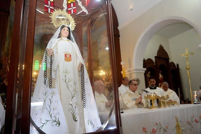 Conozca las actividades programadas para mañana Día de Nuestra Señora de las Mercedes