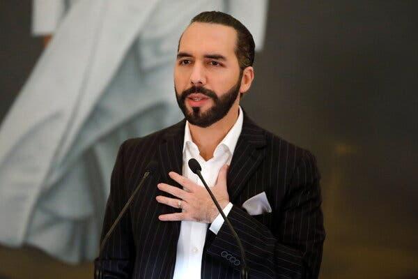 Nayib Bukele se describe como «dictador de El Salvador» en Twitter