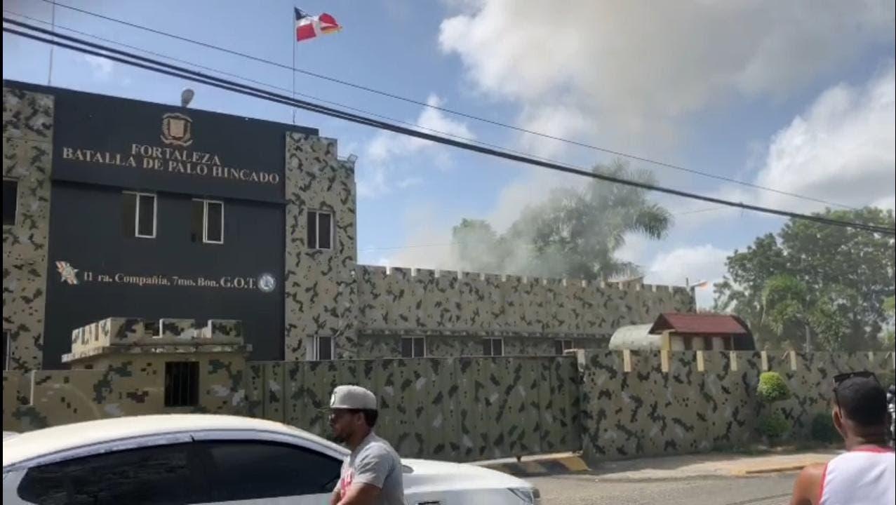 Trasladan 54 reclusos de cárcel de Cotuí tras motín para recuperar el control