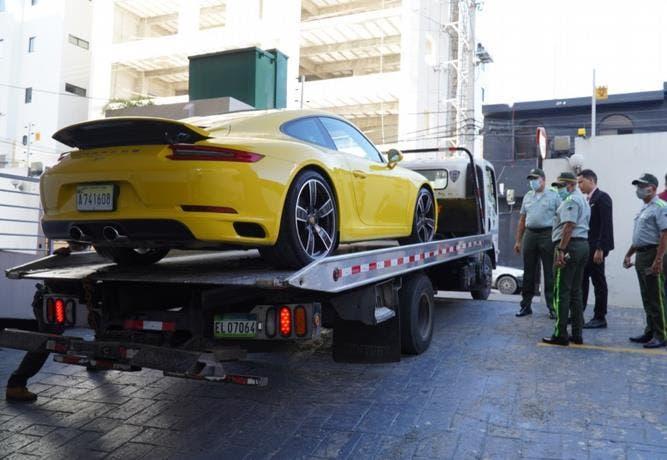 Digesett interpone denuncia por tentativa de homicidio contra propietario del Porsche amarillo