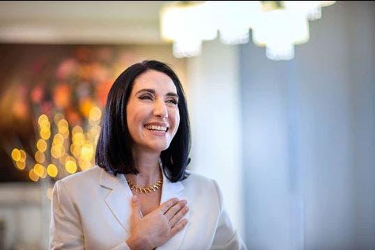 Primera dama Raquel Arbaje celebra este martes sus 51 años