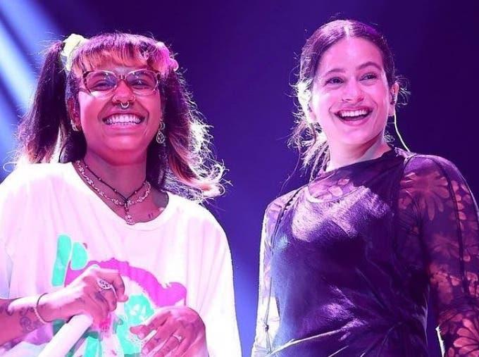 Tokischa y Rosalía inician ensayos de Premios Billboard de la Música Latina