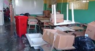 Con graves problemas iniciará año escolar el Centro Educativo Mamá Tingó