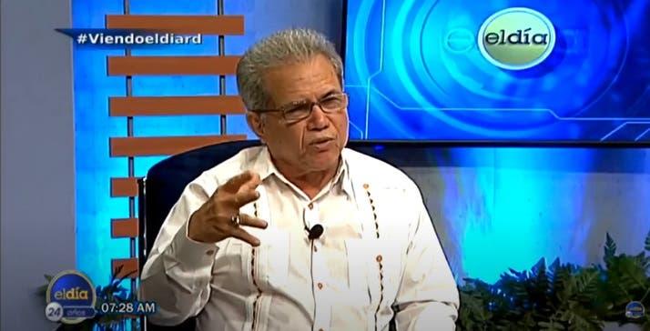 Entrevista a Waldo Ariel Suero, jueves 7 de octubre, programa El Día