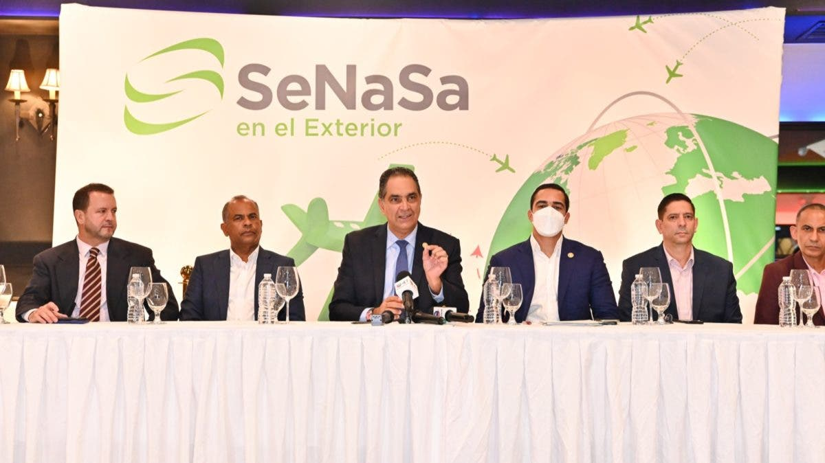 SeNaSa presenta en EE. UU el Plan Larimar para la diáspora dominicana
