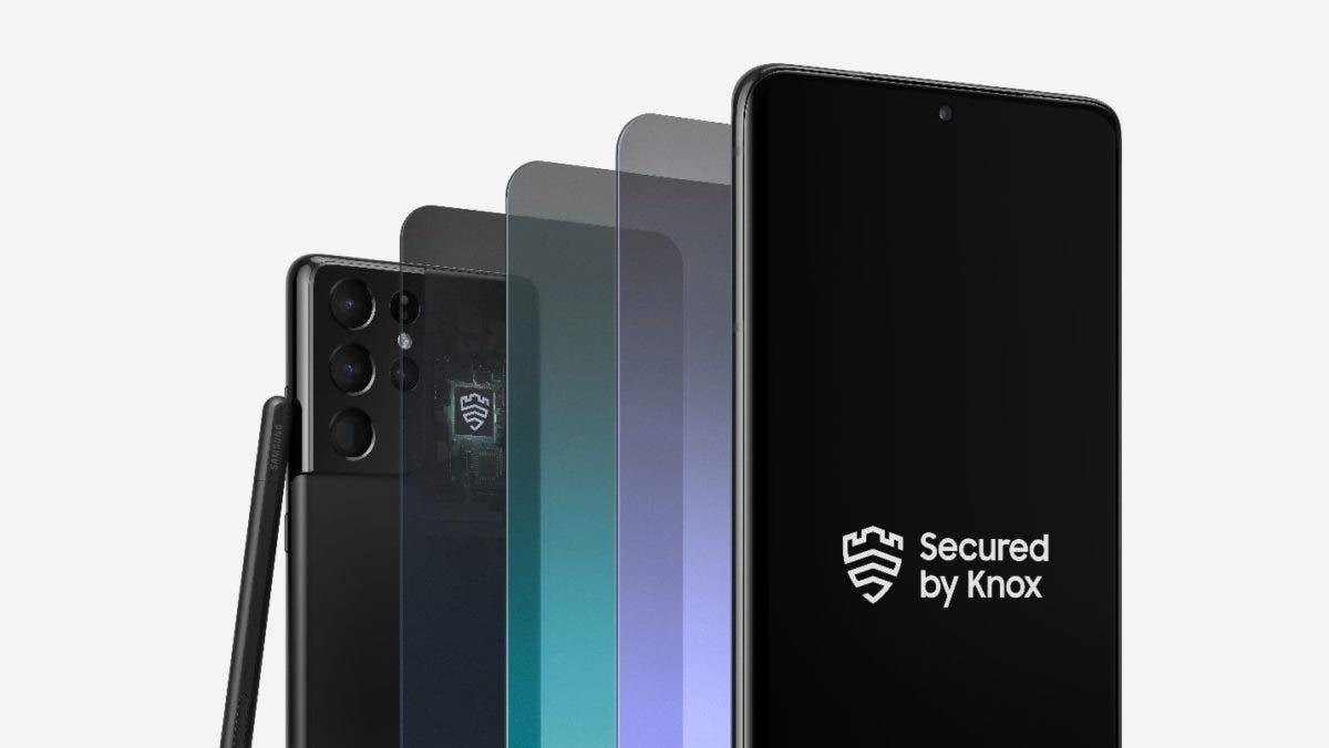 Conoce las ventajas de Samsung Knox, un escudo protector que blinda tus datos