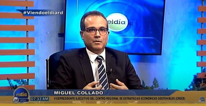 Entrevista a Miguel Collado, miércoles 13 de octubre, programa El Día
