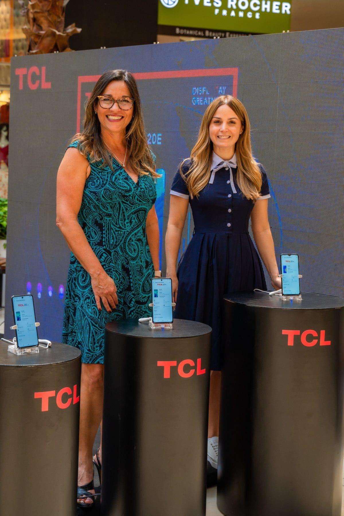 La nueva serie de smartphones TCL 20 eleva la voz de los dominicanos