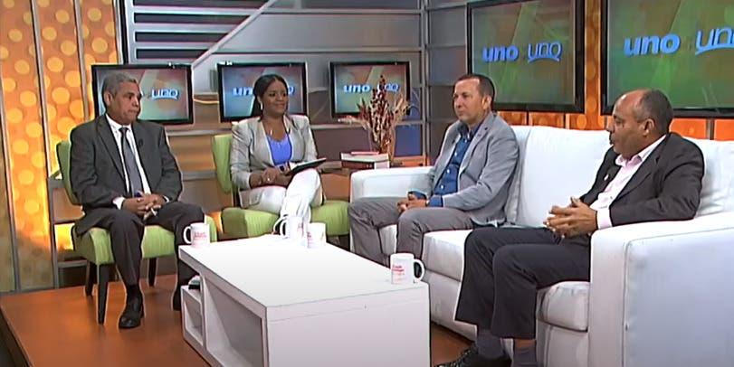 Entrevista a Emmanuel Solano, lunes 11 de octubre, programa Uno + Uno