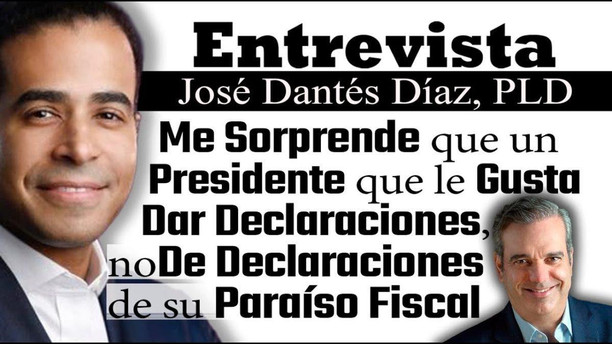 Entrevista a José Dantés Díaz, lunes 11 de octubre, programa Telematutino 11