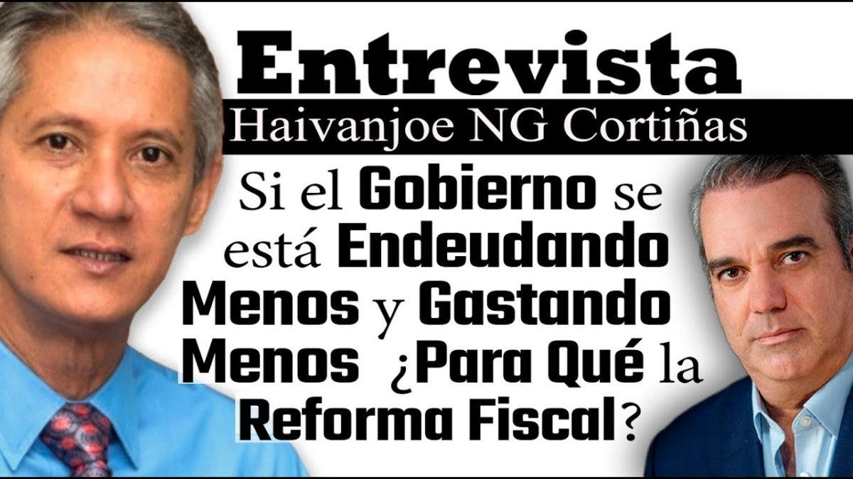 Entrevista a Haivanjoe NG Cortiñas, martes 12 de octubre, programa Telematutino 11