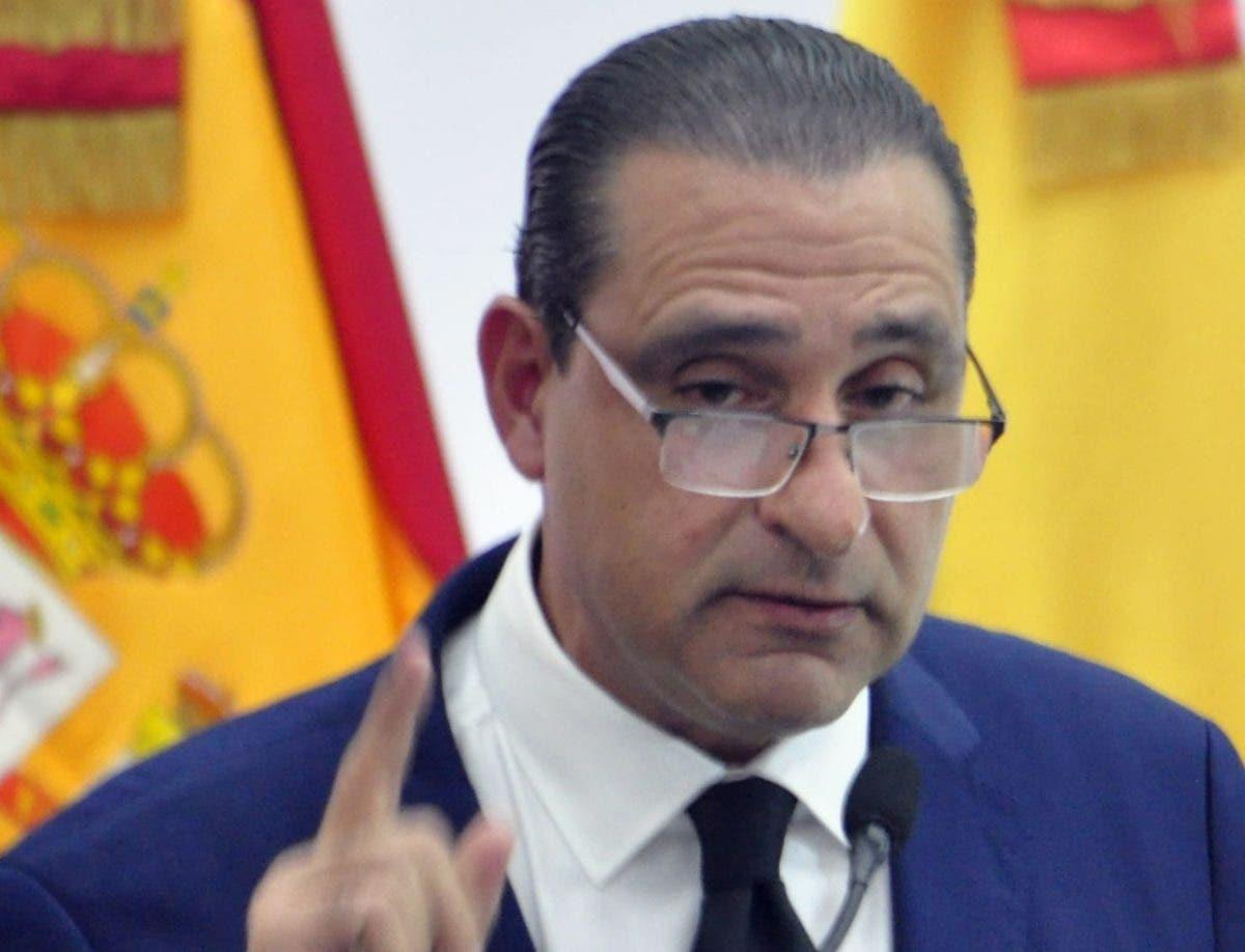 Servio Tulio exhorta población unirse a reforma  de la Policía