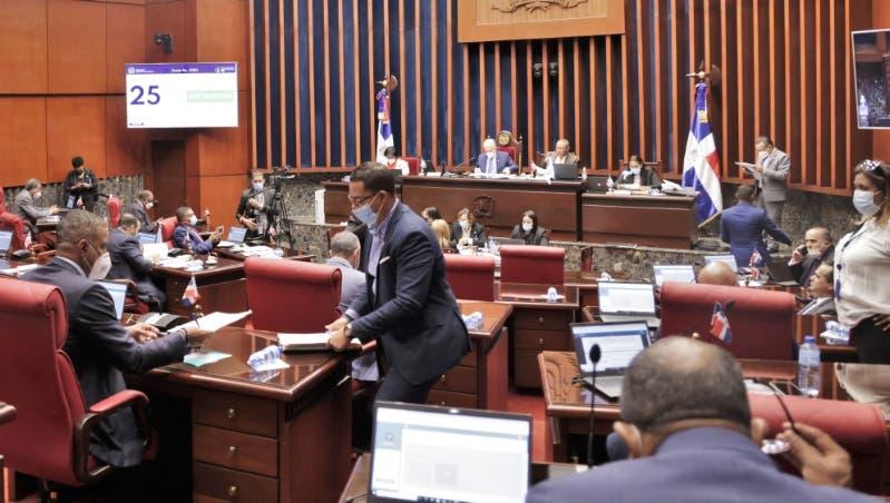 El Senado aprueba proyecto de ley elimina exenciones fiscales